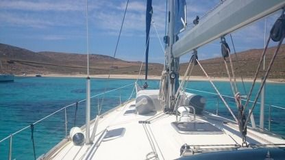 Charter Sailboat Bavaria Cruiser Paros