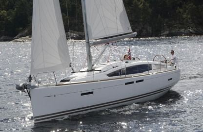 Charter Sailboat Jeanneau 41Ds Road Town