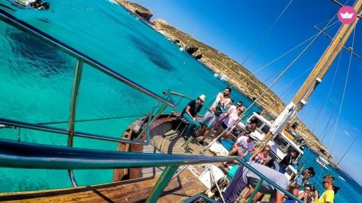 Turkish Gulet Motor Sailing Yacht in Mgarr for hire