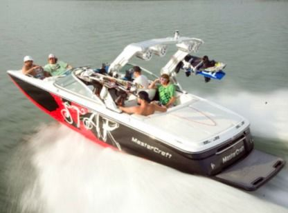 Charter Motorboat Mastercraft X South Lake Tahoe
