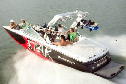 Hire Motorboat MASTERCRAFT X South Lake Tahoe