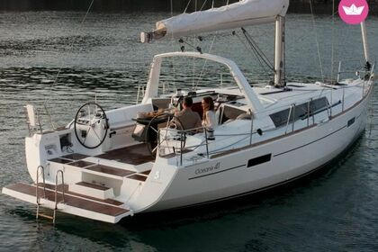 Rental Sailboat BENETEAU OCEANIS 41 Zadar