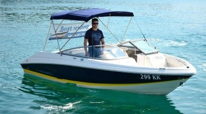 Charter Motorboat Regal 2000 Krk