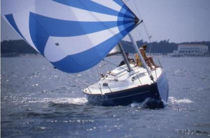 Rental Sailboat Beneteau First 260 Pornic
