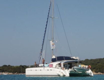 Location Catamaran Nautitech 475 Ajaccio
