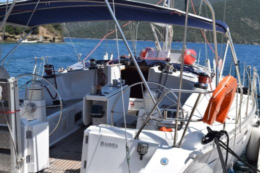 Jeanneau Sun Odyssey 45.2 in Volos for rental