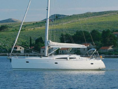 Charter Sailboat Elan 434 Impression Zaton