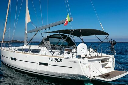 Charter Sailboat DUFOUR 460 Grand Large Portisco