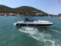 Sunseeker Hawk 27 in Mallorca
