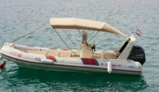 RIB Barracuda Yachts 530