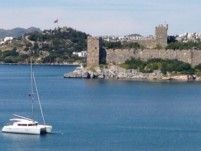 Lagoon 421 in Bodrum for rental