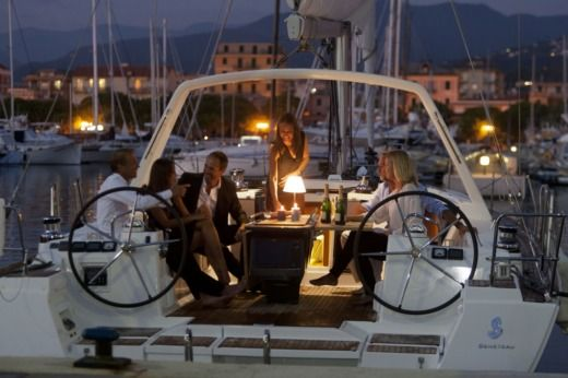 Beneteau Oceanis 45 in LE MARIN for rental
