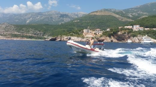 Ocean Blue Rib 500 in Alcúdia for hire