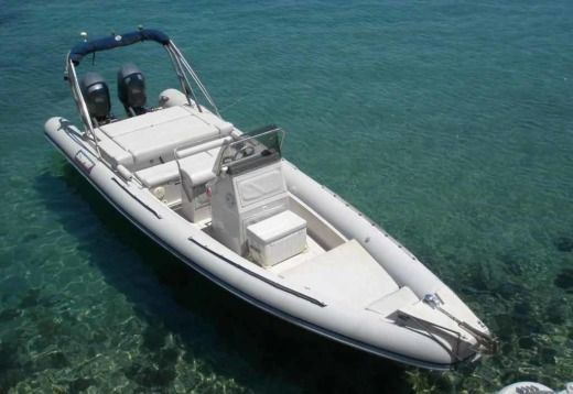 RIB Scorpion 860 for rental