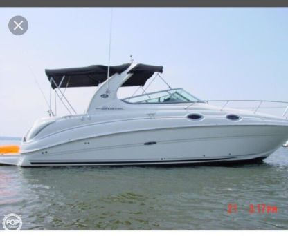 Rental Motorboat Sea Ray 280 Sundancer Santa Ponsa