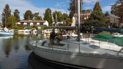 Rental Sailboat Beneteau First 305 Pte Thonon-les-Bains