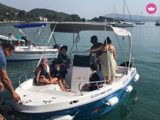 No Licence Neded Limeni in Lefkada