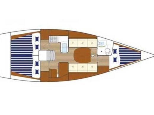 Beneteau First 36.7 in Primošten for rental