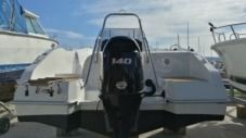 Motorboot Okiboats Barracuda 545