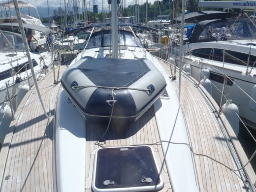 Sailboat Bavaria 46