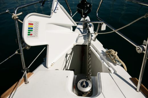 Jeanneau Sun Odyssey 449 in Athens for hire
