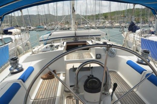 Jeanneau Sun Odyssey 47 in Arrondissement of Le Marin for hire