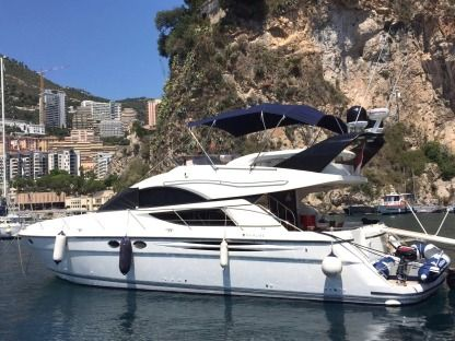 Charter Motorboat Fairline Phantom 50 Monaco