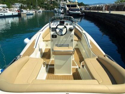 Rental Motorboat Scanner Envy 710 Opatija