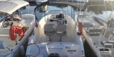 Charter motorboat in Antibes