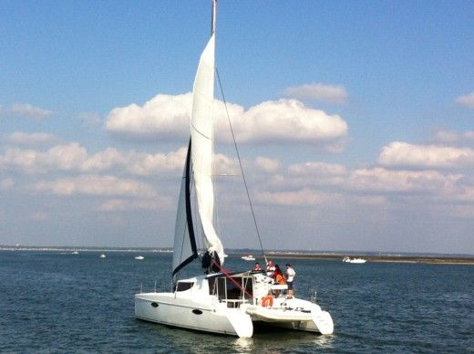 FOUNTAINE PAJOT Mahé 36 in Arcachon