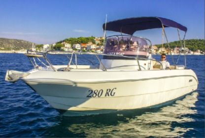 Rental Motorboat Sessa Marine Key Largo 22 Rogoznica