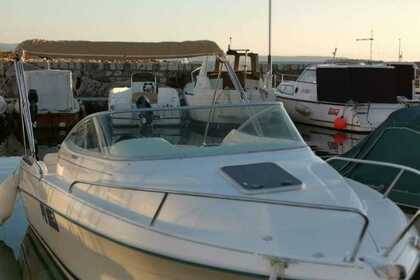 Rental Motorboat JEANNEAU LEADER 605 Split