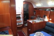 Beneteau Oceanis Clipper 343 in Cecina
