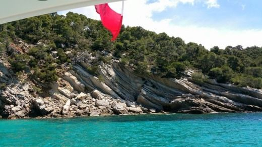 Bayliner 285 Sb in Bandol for hire