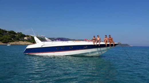 Sunseeker Superhawk 48 a Sainte-Maxime