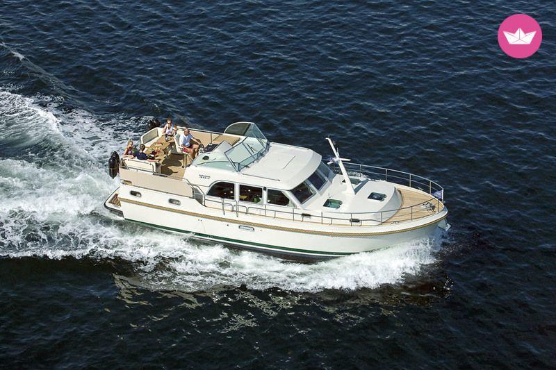 Charter Linssen Grand Sturdy 40,9 Ac in Savonlinna - Click&Boat