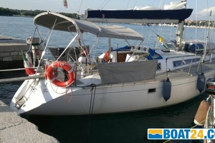 Charter Sailboat German Freres DUFOUR 39 Monfalcone