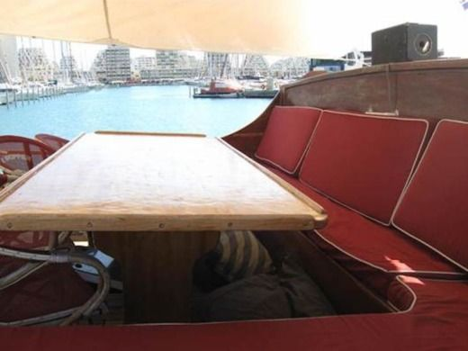 Sailboat Chantiers De Bodrum Caiques - Goelette peer-to-peer
