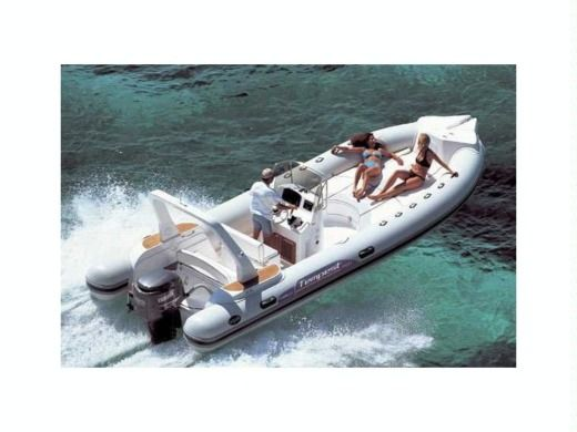 CAPELLI Tempest 750 TOP in Majorque for hire