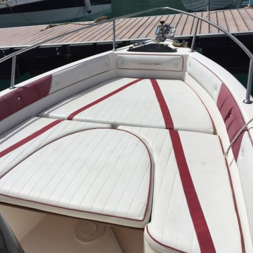 Motorboat Mano Marine Mano 19 for hire