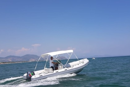 Location Semi-rigide Joker Boat Clubman 21 n.3 Sperlonga
