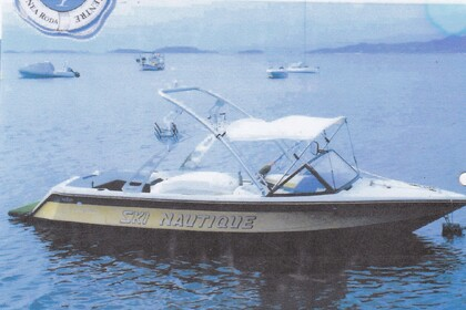Rental Motorboat CORRECT CRAFT Ski Nautique Chalkidiki