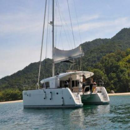 Location Catamaran Lagoon 450 Angra dos Reis
