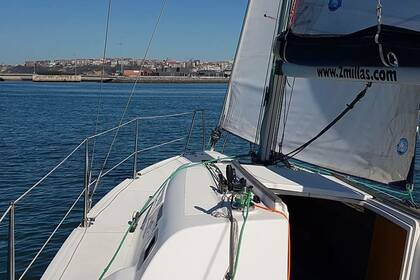 Rental Sailboat Tucana Tucana Sail 28 Bilbao