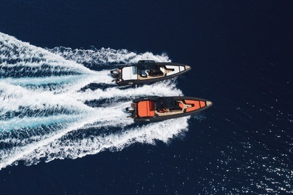 Charter RIB SeaFighter Ultimeight 30ft Mykonos