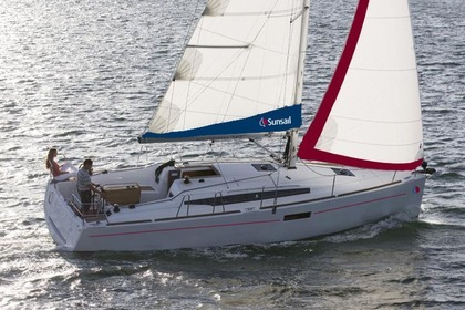 Rental Sailboat Sunsail 34 Marina