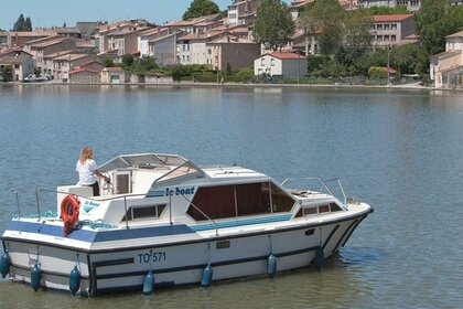 Location Péniche Houseboat Lake Star Carrick-on-Shannon