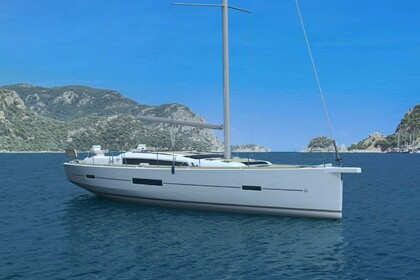 Hire Sailboat Dufour Yachts Dufour 520 GL with watermaker & A/C - PLUS Antigua and Barbuda