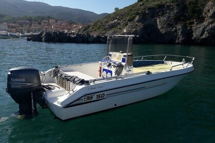 Miete Motorboot Gio Mare 150 Ognina