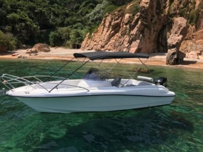 Charter Motorboat Marion 730 Blanes
